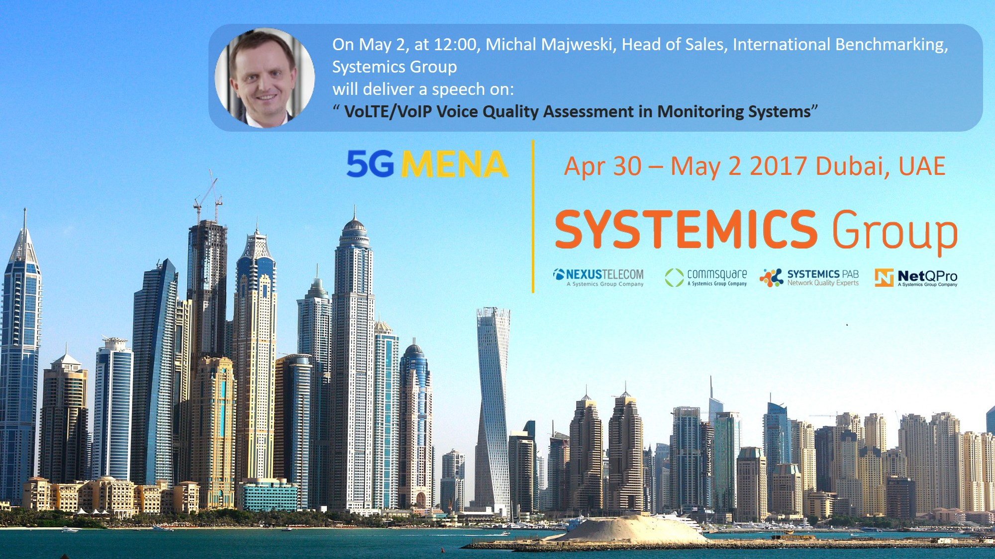 Systemics Group Meets the Demands of Tomorrow's Networks